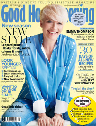 Good Housekeeping - UK Sep 2018