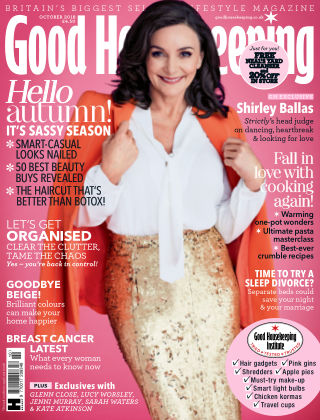 Good Housekeeping - UK Oct 2018