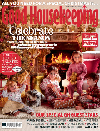 Good Housekeeping - UK Dec 2018
