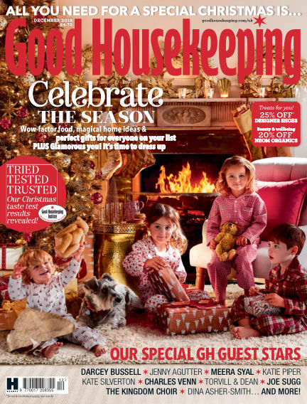 Good Housekeeping - UK October 31, 2018 00:00