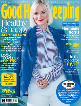Good Housekeeping - UK Feb 2019