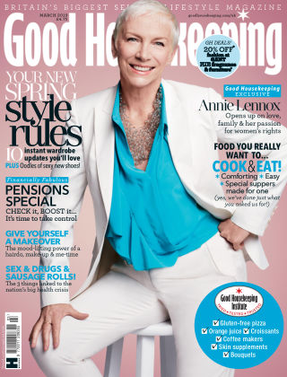 Good Housekeeping - UK Mar 2019