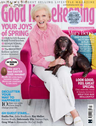 Good Housekeeping - UK Apr 2019