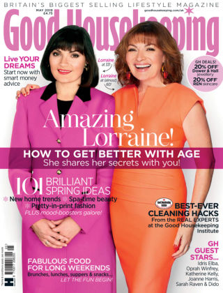 Good Housekeeping - UK May 2019