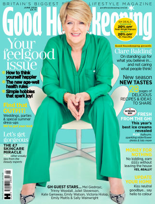 Good Housekeeping - UK Jun 2019