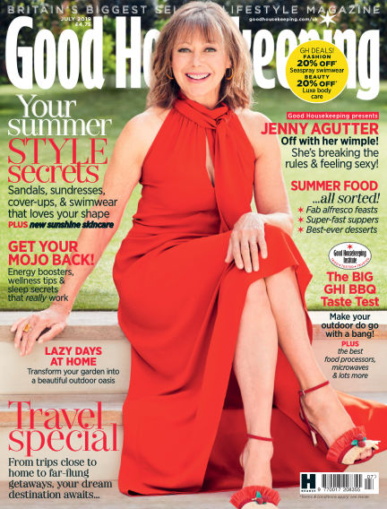 Good Housekeeping - UK June 05, 2019 00:00