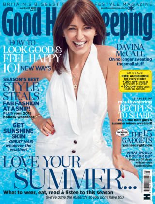 Good Housekeeping - UK Aug 2019
