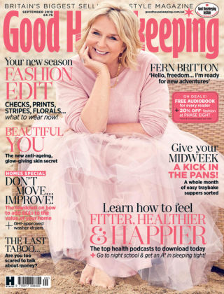Good Housekeeping - UK Sep 2019