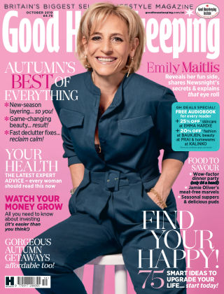 Good Housekeeping - UK Oct 2019