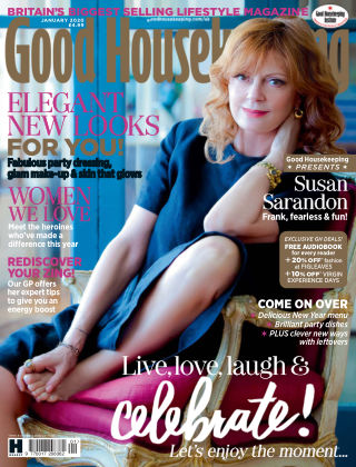 Good Housekeeping - UK Jan 2020