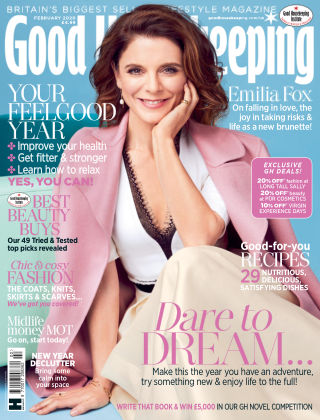 Good Housekeeping - UK Feb 2020