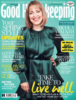Good Housekeeping - UK Mar 2020