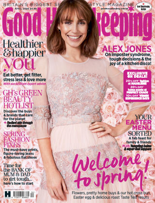 Good Housekeeping - UK Apr 2020
