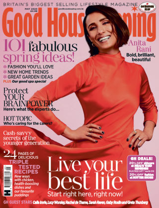 Good Housekeeping - UK May 2020