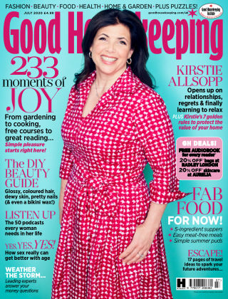 Good Housekeeping - UK July 2020
