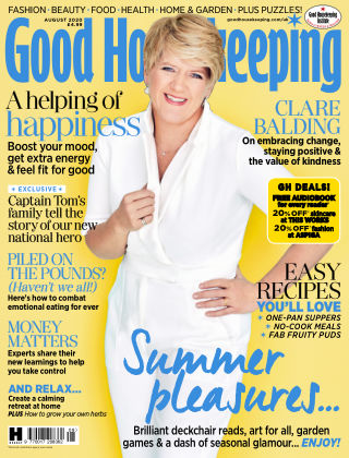 Good Housekeeping - UK August 2020