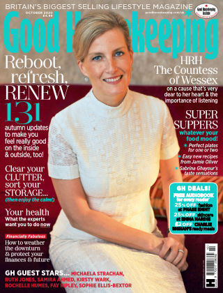Good Housekeeping - UK October 2020