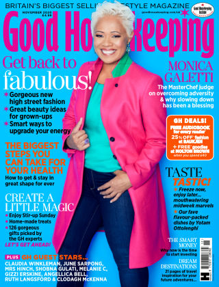Good Housekeeping - UK Nov 2020