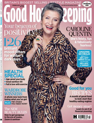 Good Housekeeping - UK February 2021