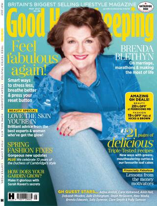 Good Housekeeping - UK May 2021