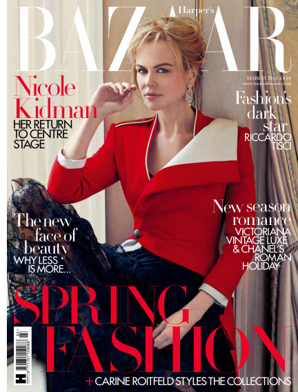 Harper's Bazaar - UK February 02, 2016 00:00