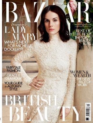 Harper's Bazaar - UK October 2015