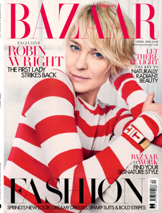 Harper's Bazaar - UK April 2016