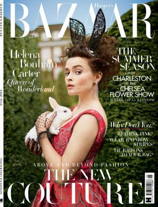 Harper's Bazaar - UK June 2016