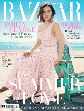 Harper's Bazaar - UK July 2016