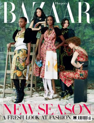 Harper's Bazaar - UK August 2016