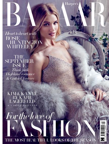 Harper's Bazaar - UK August 02, 2016 00:00