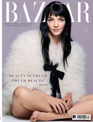 Harper's Bazaar - UK October 2016
