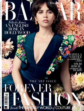 Harper's Bazaar - UK November 2016