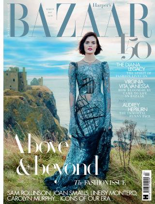 Harper's Bazaar - UK March 2017