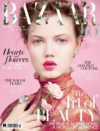 Harper's Bazaar - UK May 2017