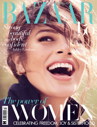 Harper's Bazaar - UK Jul 2017
