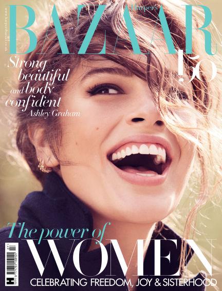 Harper's Bazaar - UK June 01, 2017 00:00