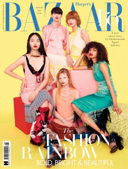 Harper's Bazaar - UK July 05, 2017 00:00