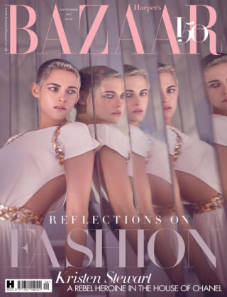 Harper's Bazaar - UK Sep 2017