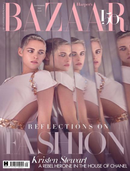 Harper's Bazaar - UK August 04, 2017 00:00