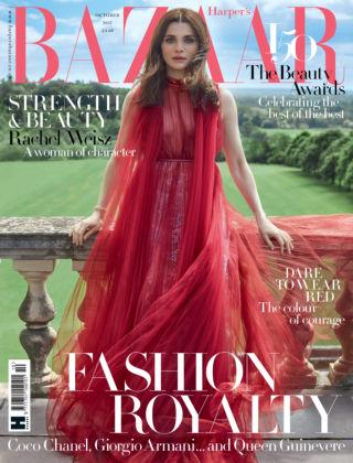 Harper's Bazaar - UK Oct 2017