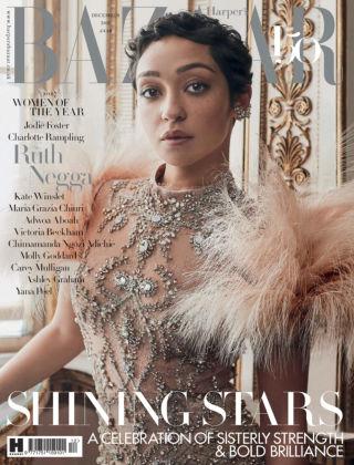 Harper's Bazaar - UK Dec 2017