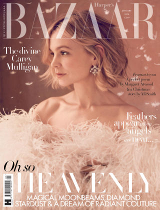 Harper's Bazaar - UK Jan 2018