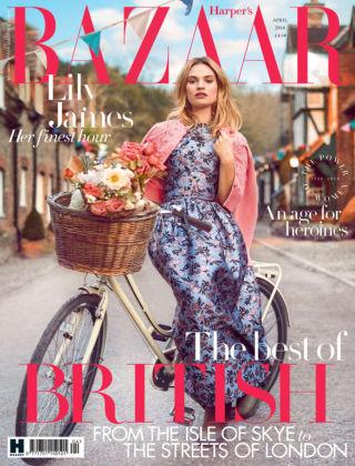 Harper's Bazaar - UK Apr 2018