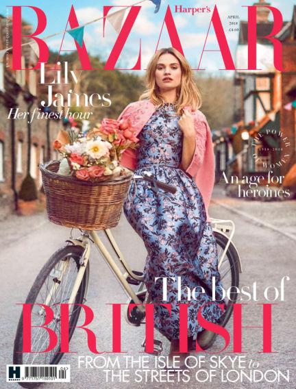 Harper's Bazaar - UK March 07, 2018 00:00