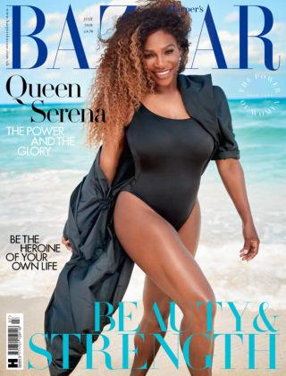 Harper's Bazaar - UK Jul 2018