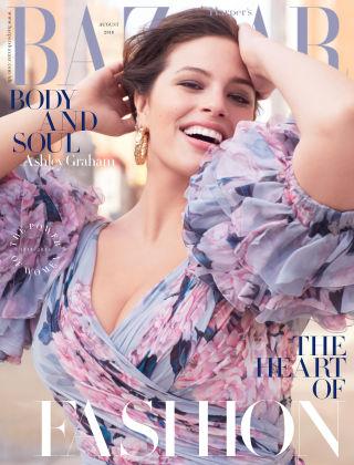 Harper's Bazaar - UK Aug 2018