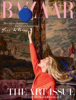 Harper's Bazaar - UK Nov 2018