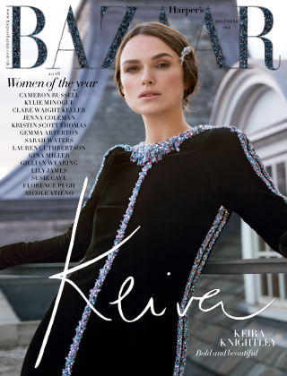 Harper's Bazaar - UK December 2018