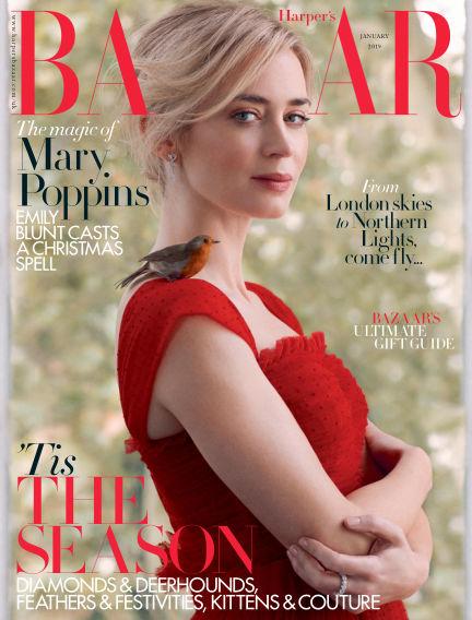 Harper's Bazaar - UK December 04, 2018 00:00